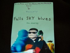 Falls SKY blues the MOVIE